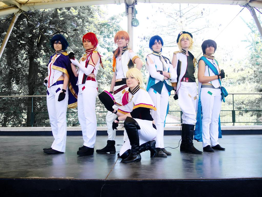 related image - Shooting Uta no Prince-sama - Paris - 2014-05-31- P1860318