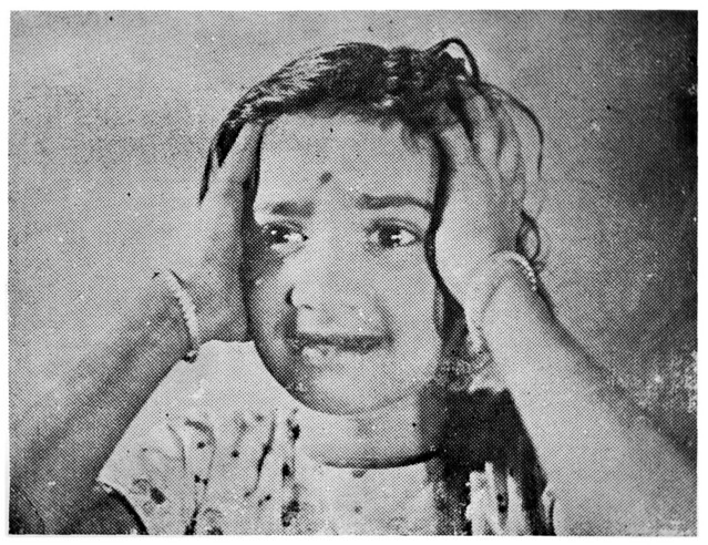 Baby Saroja in Balayogin 1936