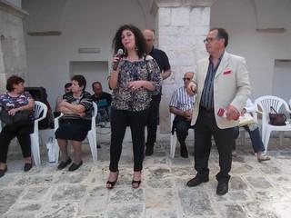 Nel Chiostro dei Francescani (1)