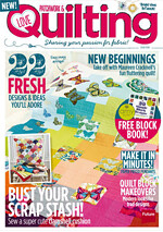 Love Patchwork & Quilting Issue 4