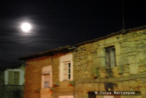 48 - провинция Португалии - маленькие города, посёлки, деревушки округа Каштелу Бранку