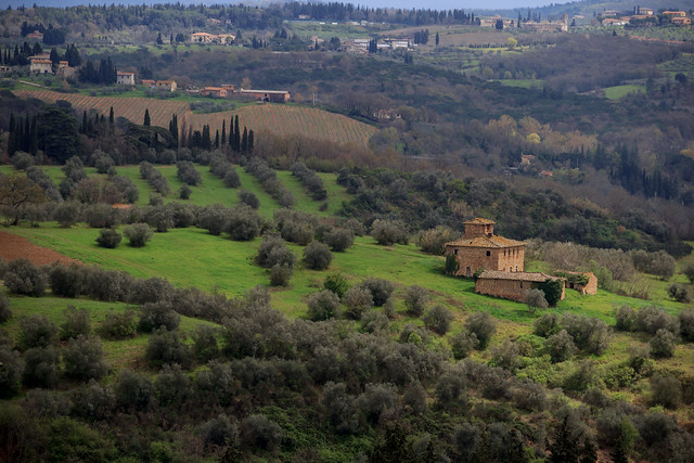 The Heart of Tuscany