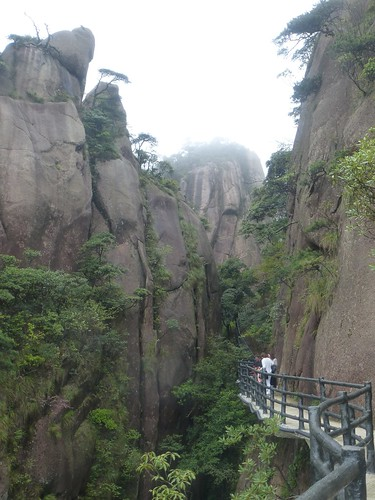 Jiangxi-Sanqing Shan-1 sentier de l'est (81)