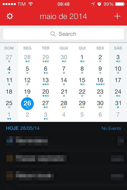 Fantastical 2 multiple calendars