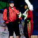 Small photo of Smee and Hook