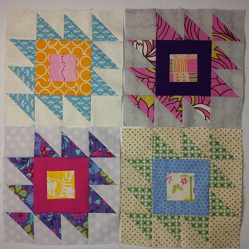 June bee blocks for #STQB