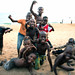 Beach Kids Cote D'Ivoire by Robs Photo's