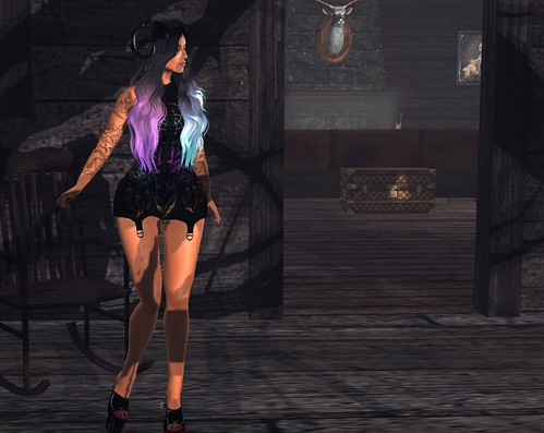 LoTD - Black Magic Woman
