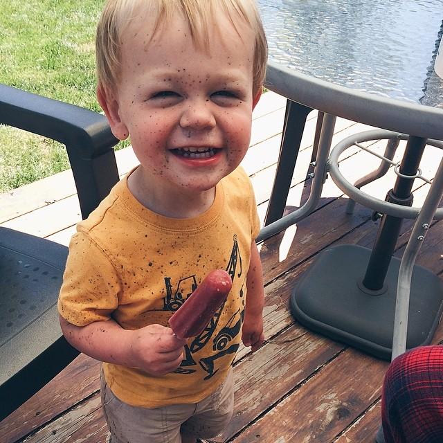The boy of summer. #dailyjohn