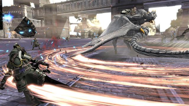 Drakengard 3 - Screenshot 3
