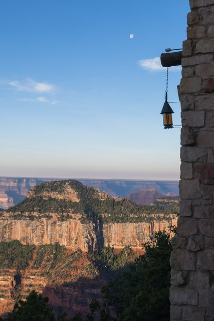 Grand Canyon National Park - North Rim in the Morning