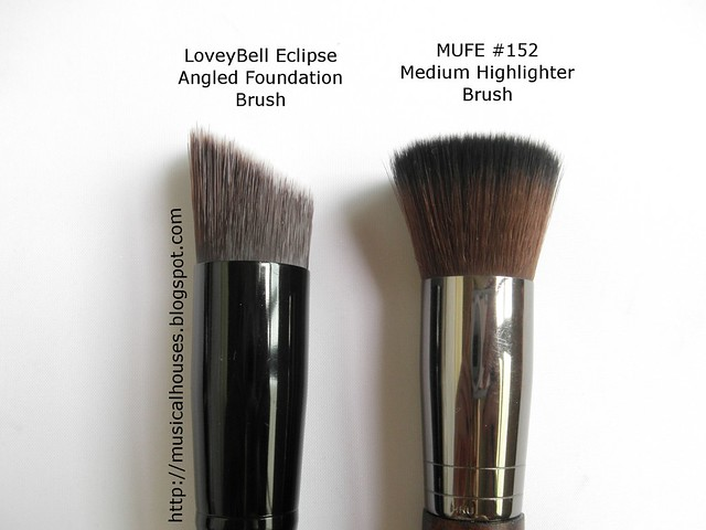 LoveyBelle MUFE Highlighter Foundation Brush