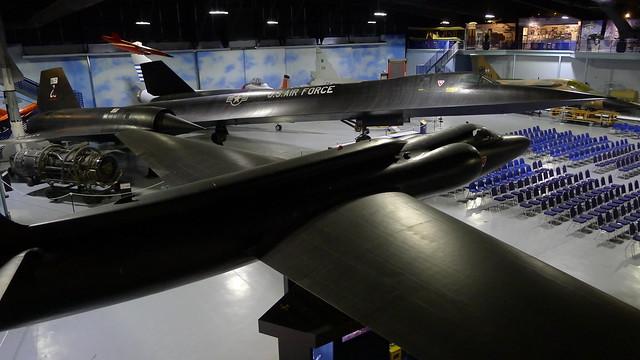 U-2C & SR-71A
