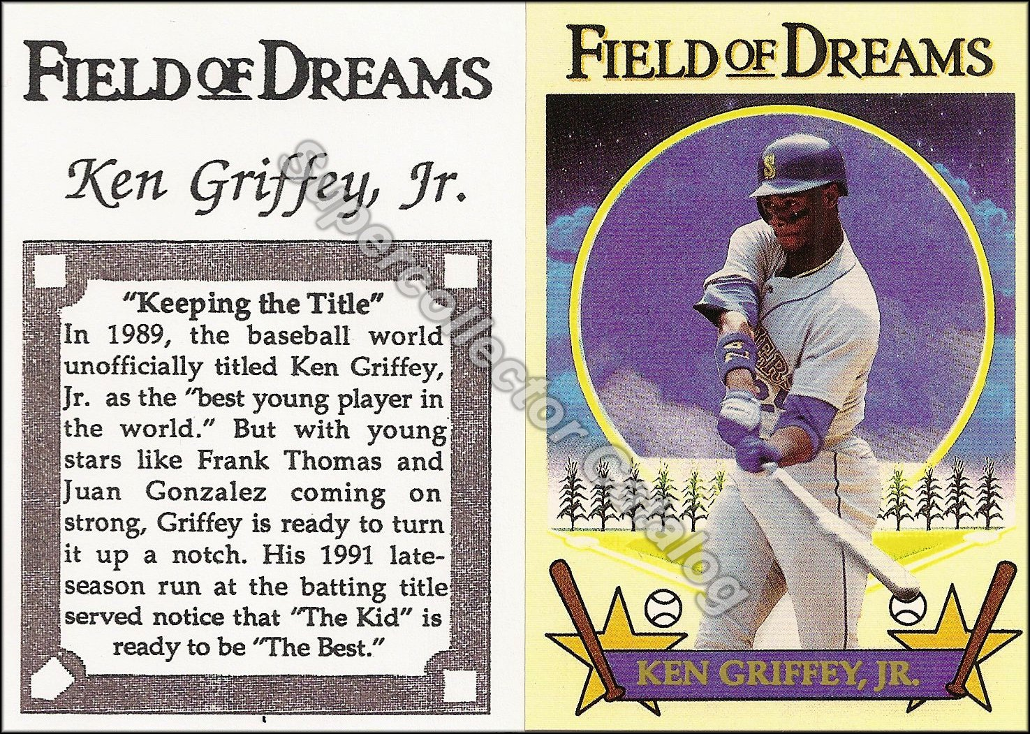 1992 Field of Dreams