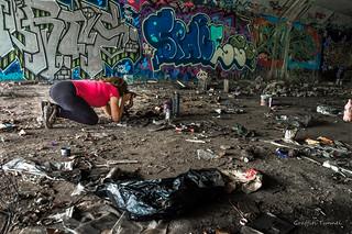 Brisbane Urbex Photographer