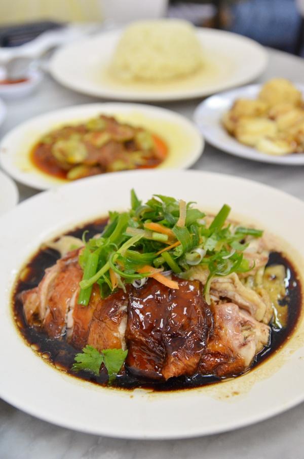 Yin Yang Chicken Platter