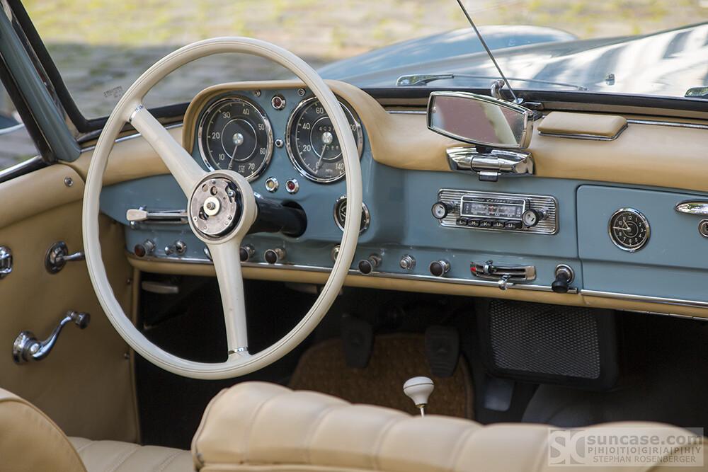 Mercedes 190 SL - IMG_1740