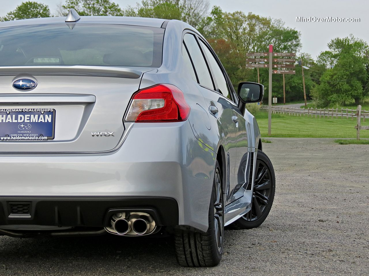 2015 Subaru WRX by Mind Over Motor