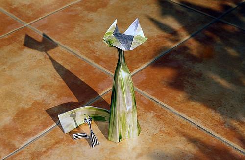 Origami Fluffy (Roberto Gretter + Ioana Stoian)