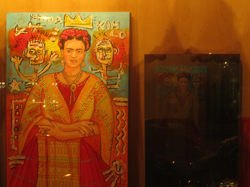 Strange Reflections of Kahlo