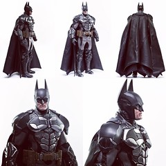 Custom 1/6 Scale Batman  by GeeWhiz Customs. For inquiries, please email geewhizcustoms@gmail.com