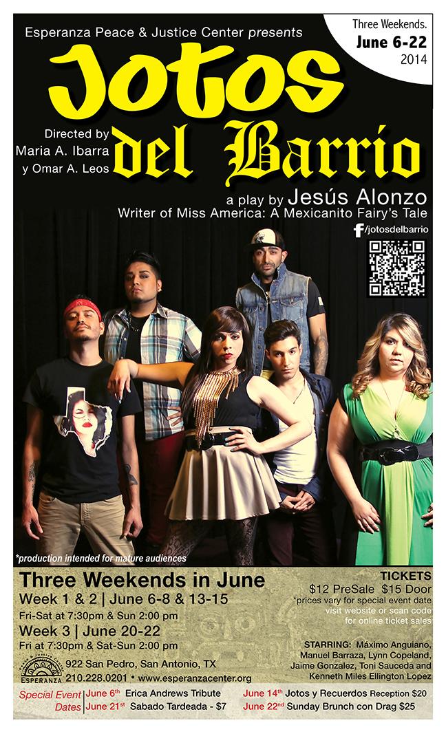 Jotos del Barrio_poster
