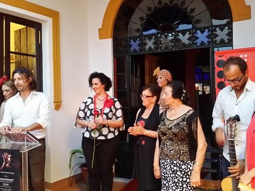 """AionSur 14377786211_e99b3f1cb2_d """"Esencia Flamenca"""": la trayectoria artística del cartel """"Al Gurugú 2014"""" Flamenco Al Gurugú 2014"""