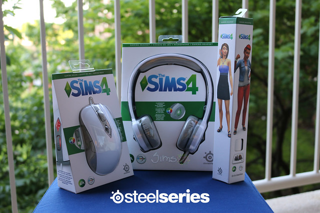 The Sims 4 Steelseries Discounted On Amazon Uk Simsvip
