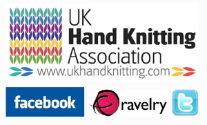 We now have a place on the UK Hand Knitting Association.