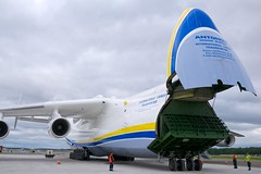 aerospace engineering, airline, aviation, airliner, airplane, wing, vehicle, cargo aircraft, antonov an-225 mriya, wide-body aircraft, jet aircraft,