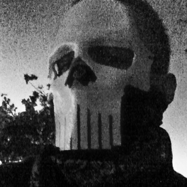#scary in #detroit old #voodoofest pic