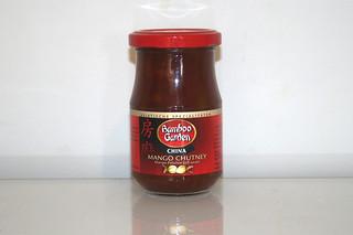 09 - Zutat Mango-Chutney / Ingredient mango chutney