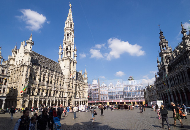 day 3 brussel grand place 1