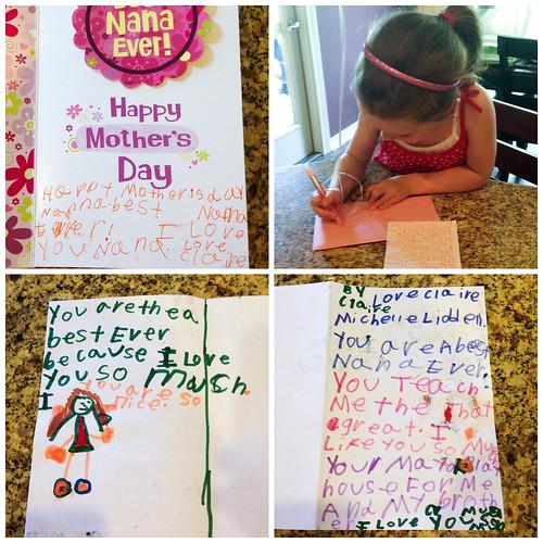Nana's Card