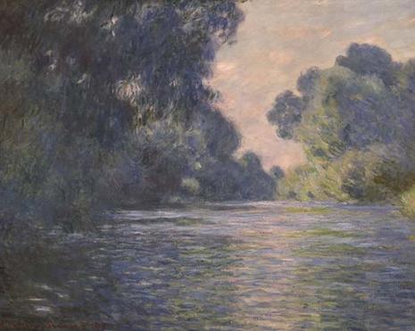 Bras de Seine près de Giverny 1897 Uti 465