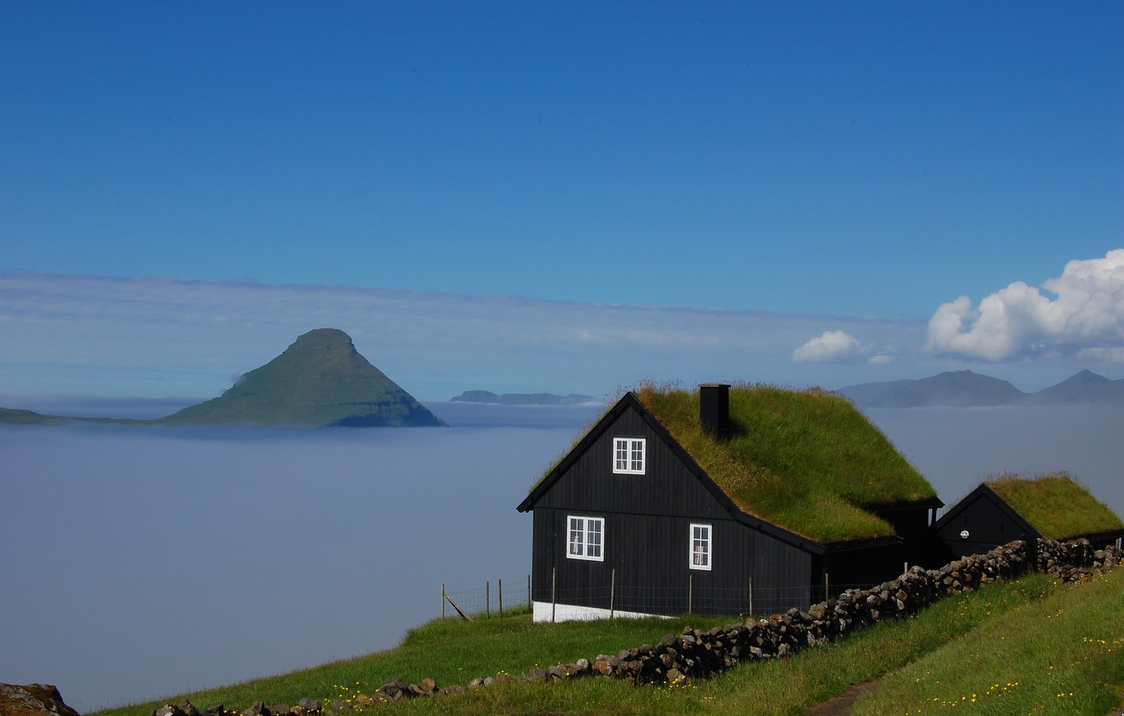 Faroe Islands Draw More Visitors For The Picturesque Nordic Scenery