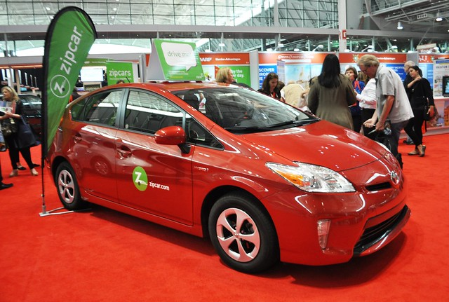AARP Members Save on Zipcar Membership. C'mon. Join the Sharing Economy!