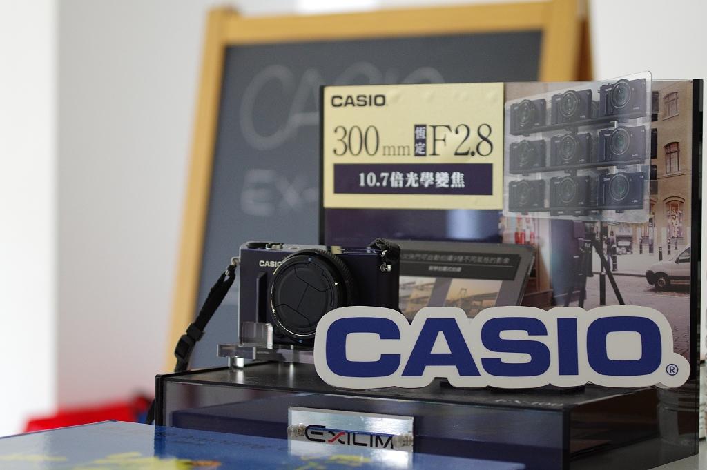 Casio EXILIM EX-10 開箱與評測