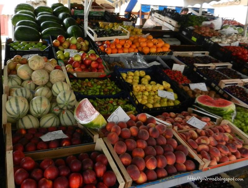Покупаем фрукты