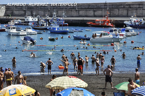 Beach Water Polo, Tenerife