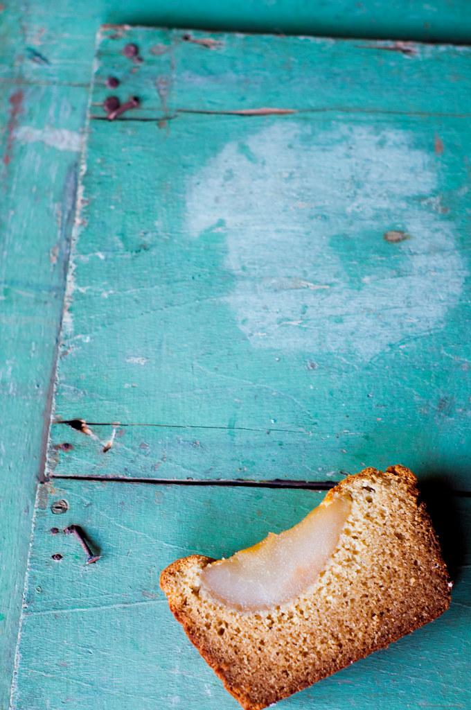 GF Pear loaf