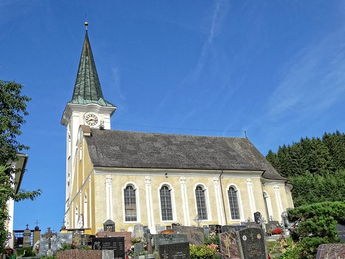 Kirche in Zlan (Stockernboi)