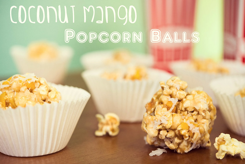 coconut mango popcorn balls in_the_know_mom #perfectpop