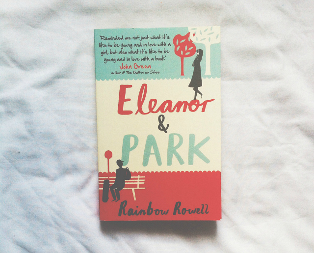 eleanor and park rainbow rowell book review lifestyle book blog vivatramp uk young adult