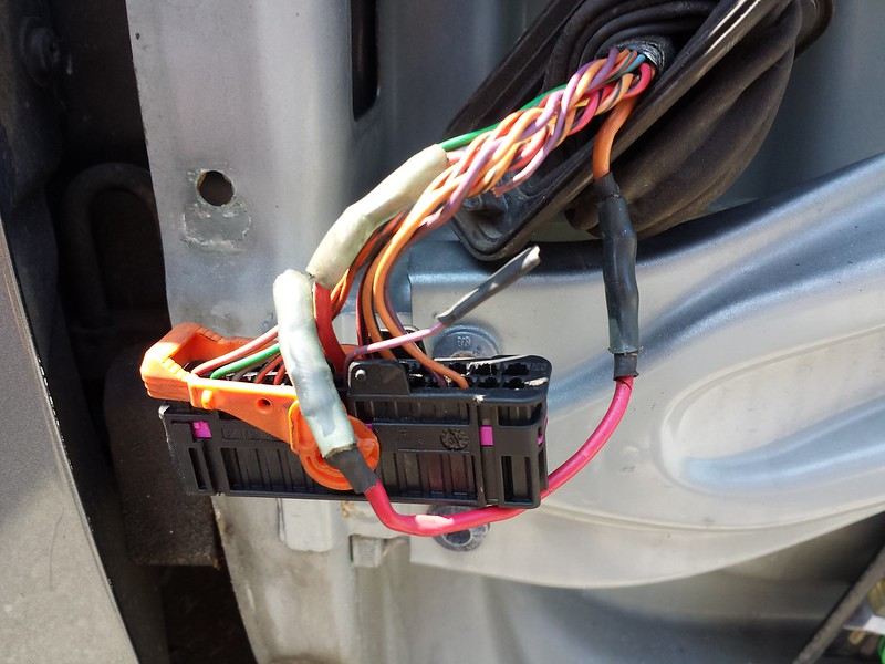 Jetta door wiring harness diagram images