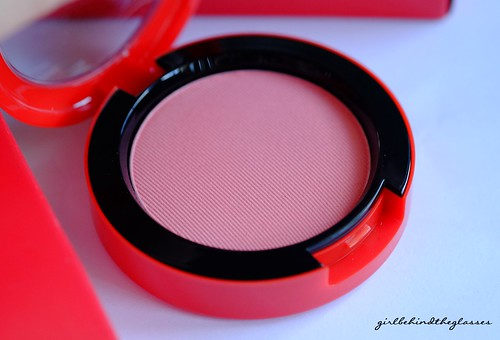 MAC Peaches & Cream Blush4