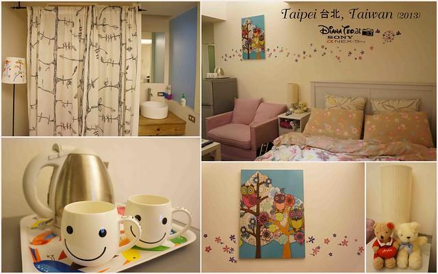 Fox House Hostel Taipei