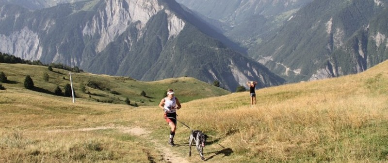 Canicrossová Trophée des Montagnes