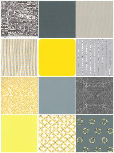 Street Scene Mosaic - Unabashedly Yellow