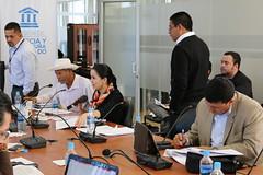 Comisión de Justicia y Estructura del Estado